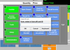 cash register express point of sale