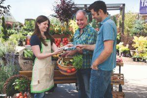 garden center point of sale